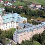 Pocysterski kompleks klasztorny w Krzeszowie
